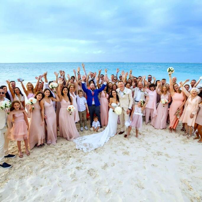Rhodes Wedding at The Somerset on Grace Bay