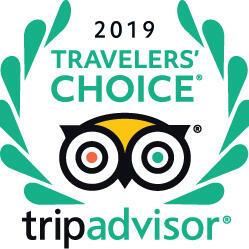 2019 TripAdvisor Travelers Choice Awards for Somerset Grace Bay