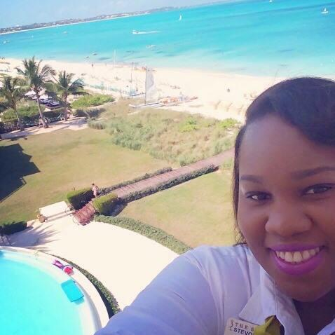 Photo of Stevonya Cox at The Somerset On Grace Bay