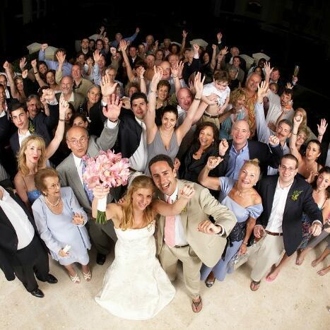 Wedding celebrations at Somerset On Grace Bay