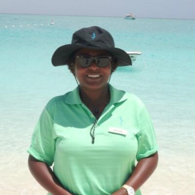 Photo of Kaye-Ann at Somerset Grace Bay