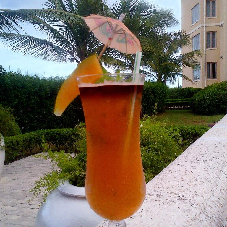 Iced Soft drink  at The Somerset On Grace Bay