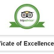 Poster of 2013 Certificate of Excellence at Somerset Grace Bay