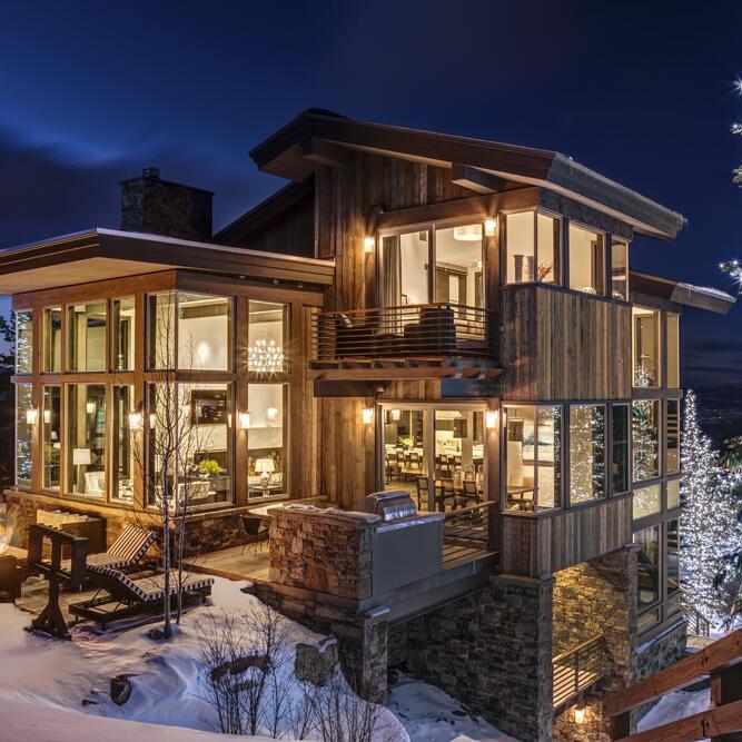 SER Luxury Home