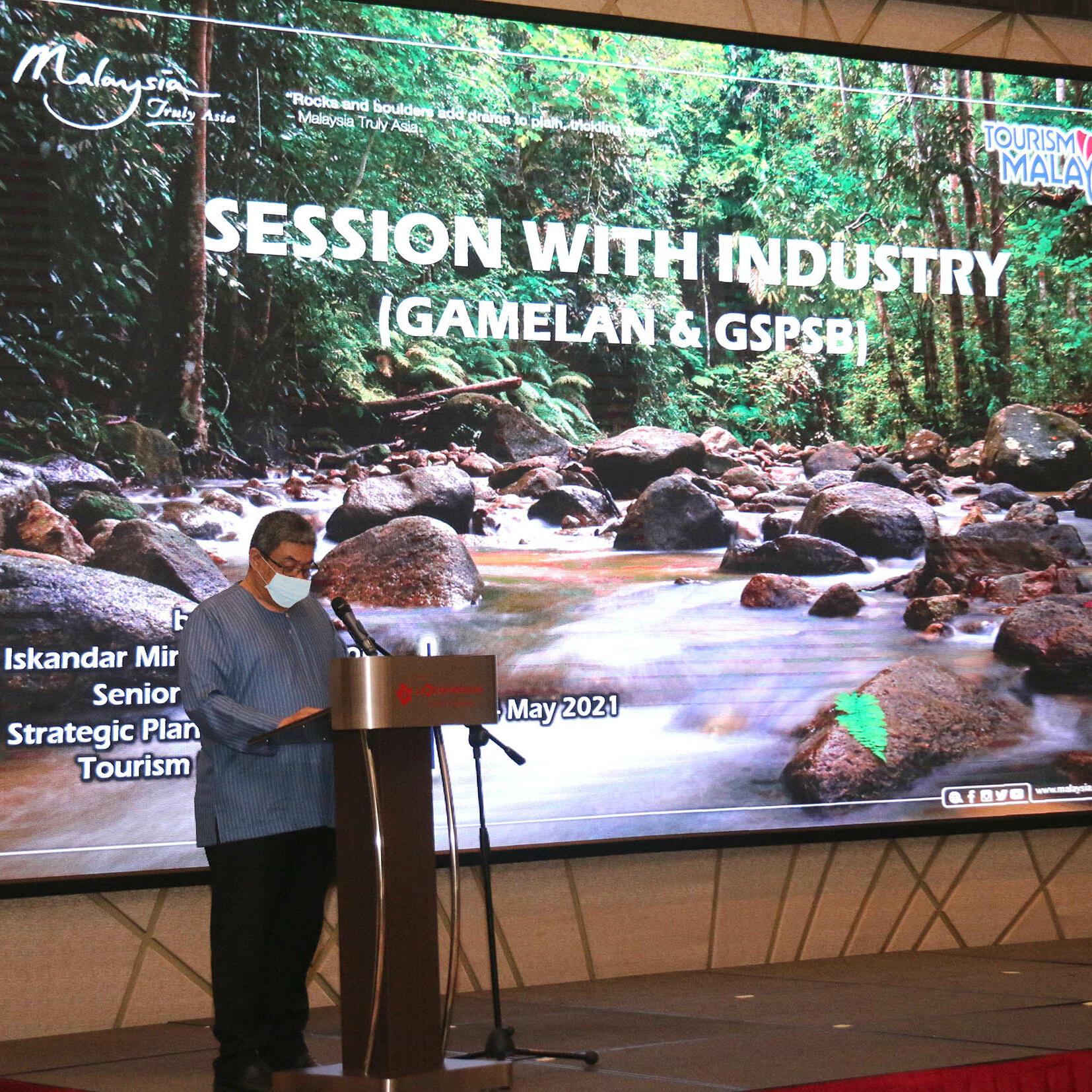 Lexis Hibiscus Chosen as Host for Glitzy Tourism Malaysia Affair