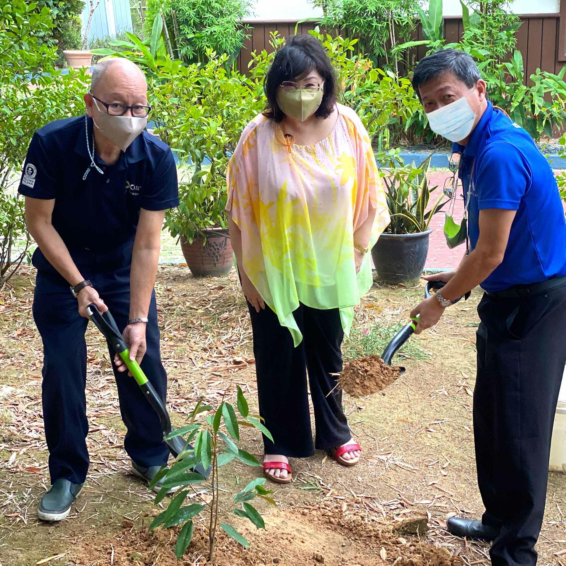 Tree Planting on World Environment Day