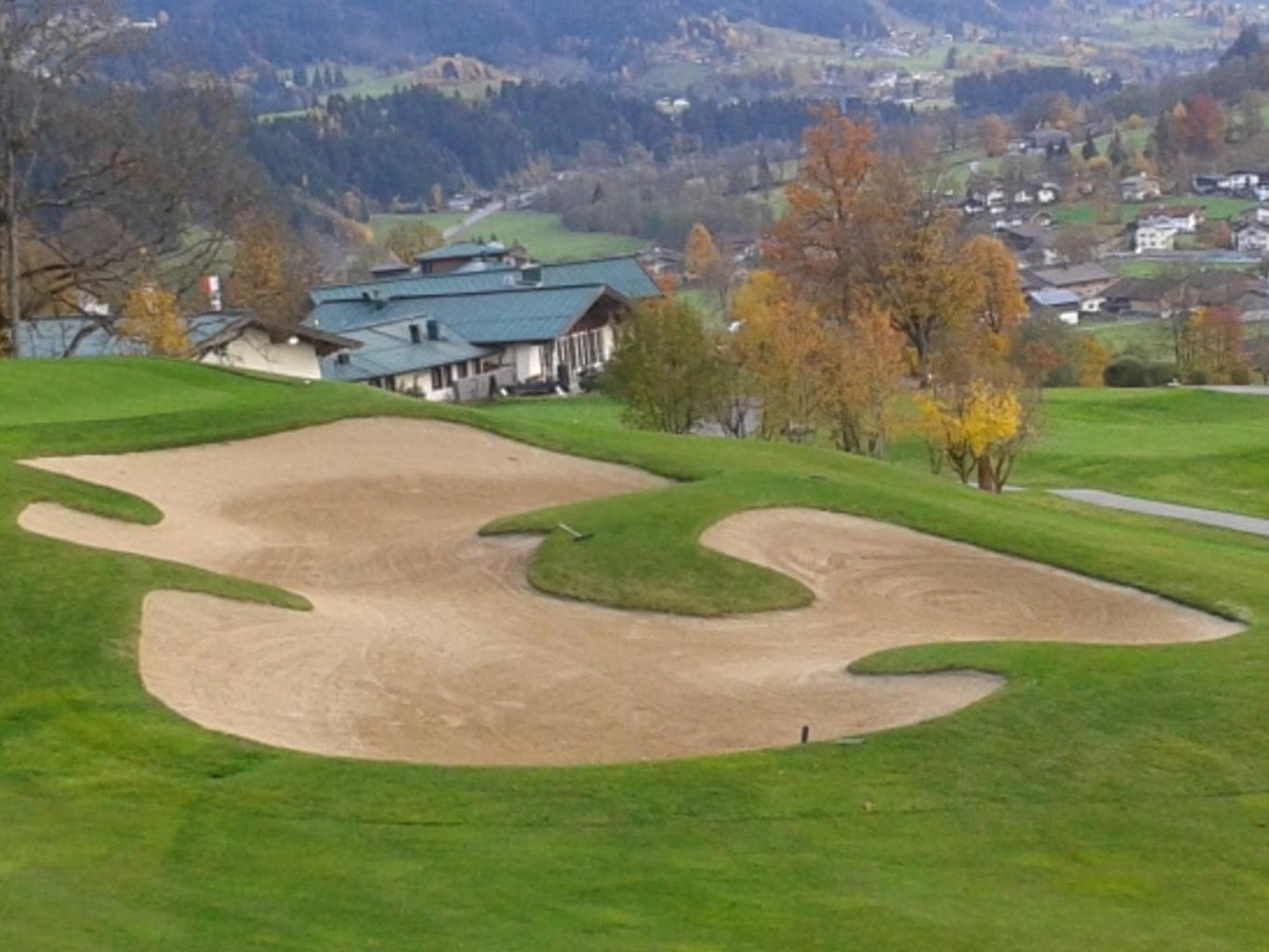 Golf Package at Tiefenbrunner Hotel in Kitzbühel, Austria