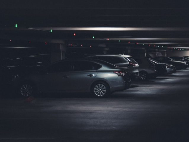 Parking garage image