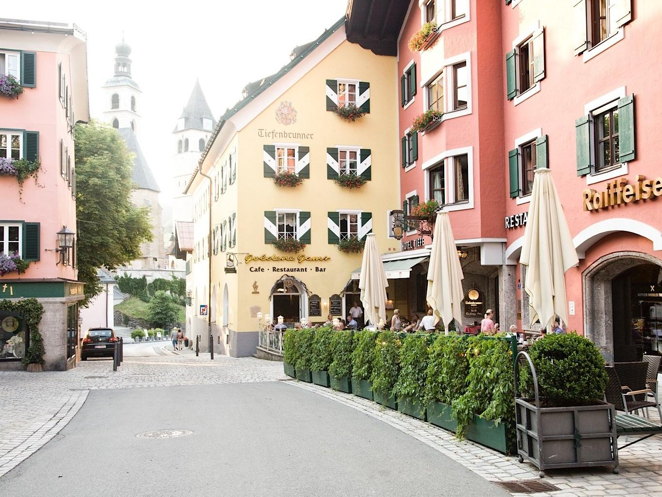 Individual Holiday Offer at Tiefenbrunner Hotel in Kitzbühel, Austria