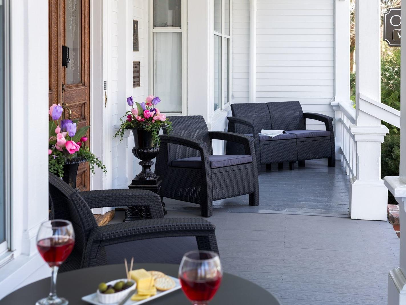 Maine Stay Inn And Cottages Luxury Bed And Breakfast Maine