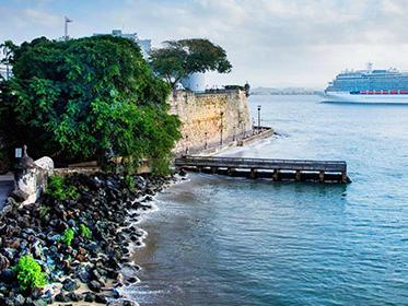 Cruise Old san Juan