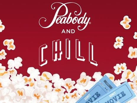 Peabody and Chill logo