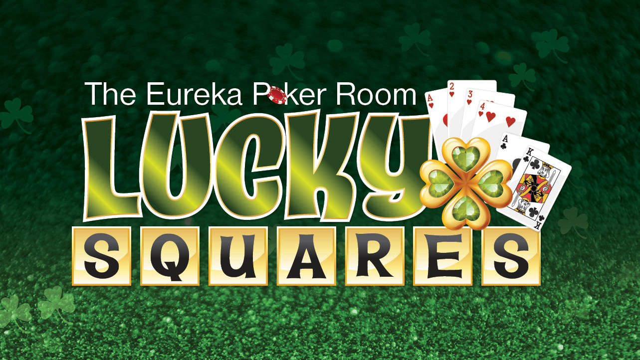 Poker Lucky Squares