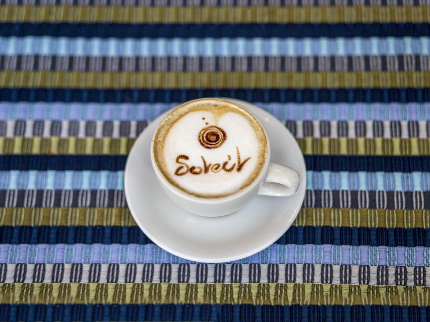 Soleil Coffee Art