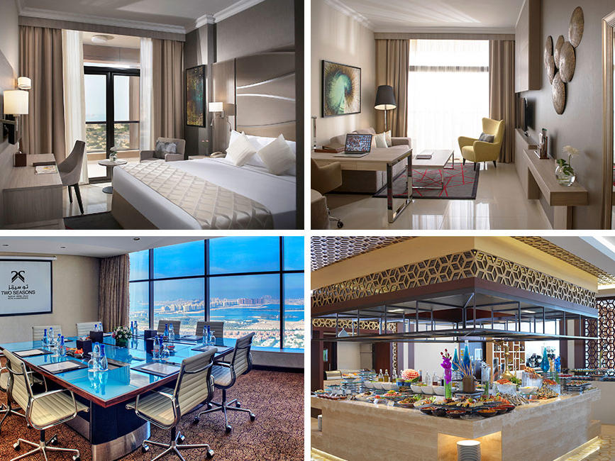 Special MICE Offer at Two Seasons Hotel & Apartments in Dubai