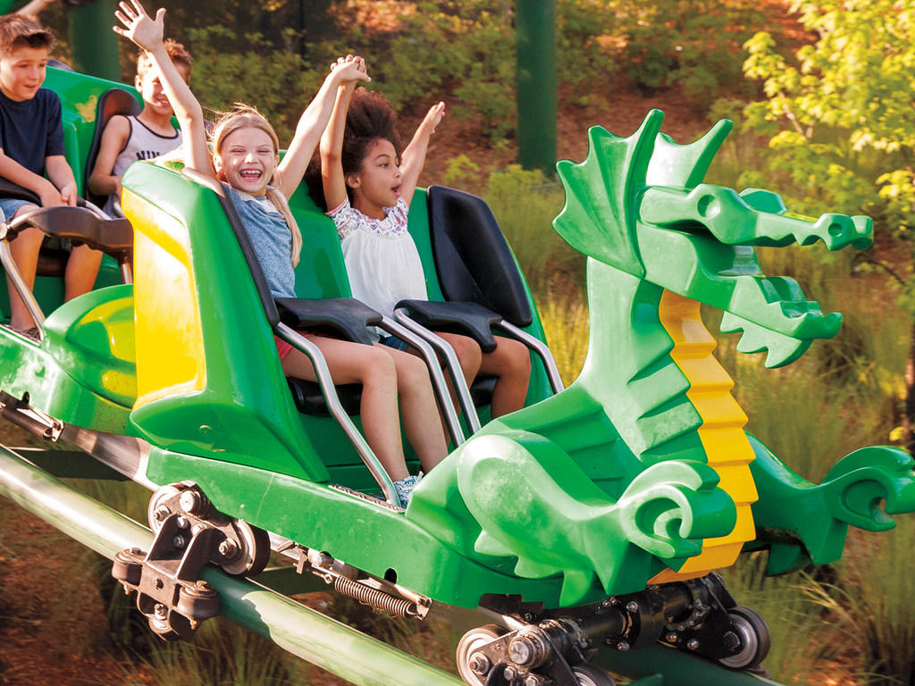 Legoland Dragon Coaster