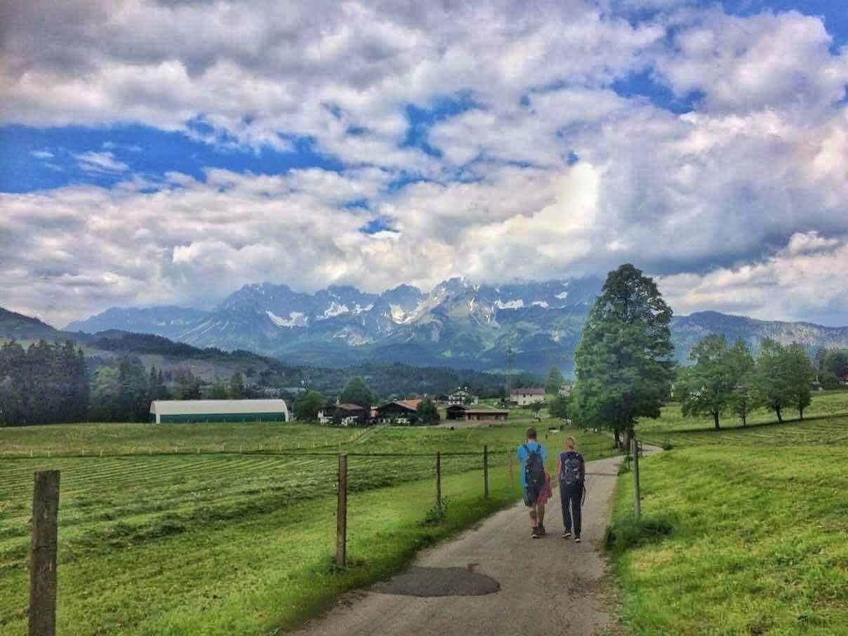 Hiking Package at Tiefenbrunner Hotel in Kitzbühel, Austria