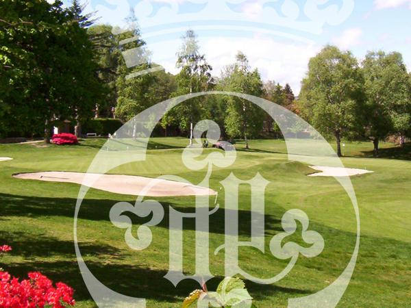 Golfing with Castello dal Pozzo in Oleggio Castello, Italy