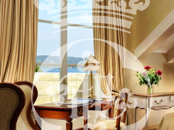 Suite Escape at Castello dal Pozzo in Oleggio Castello, Italy