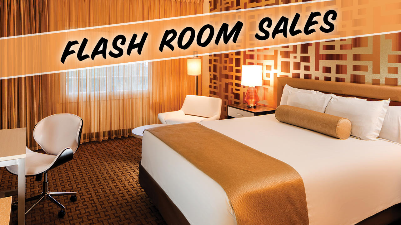 flash room sales