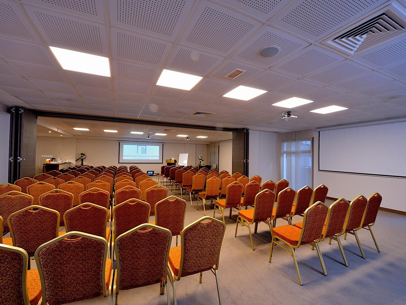Event room at Kenzi Hotels Group