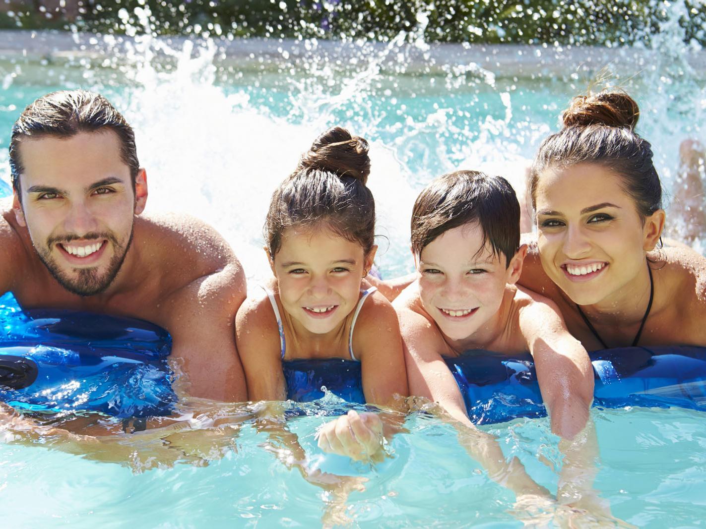 Pool at Kenzi Hotels Group