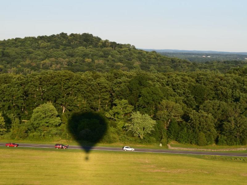 Hot Air Balloon at Big Round Top