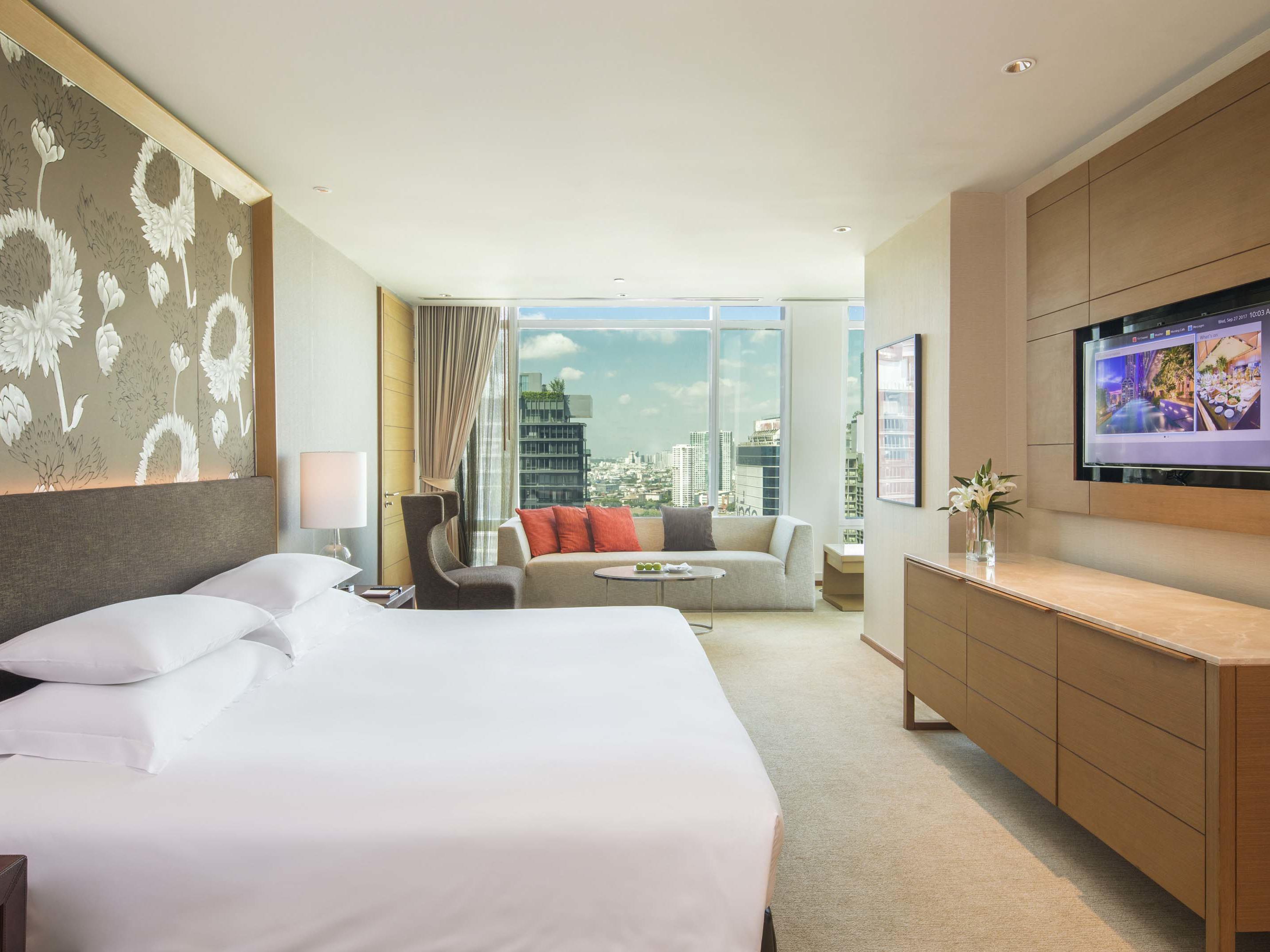 Premium Deluxe - Eastin Hotel
