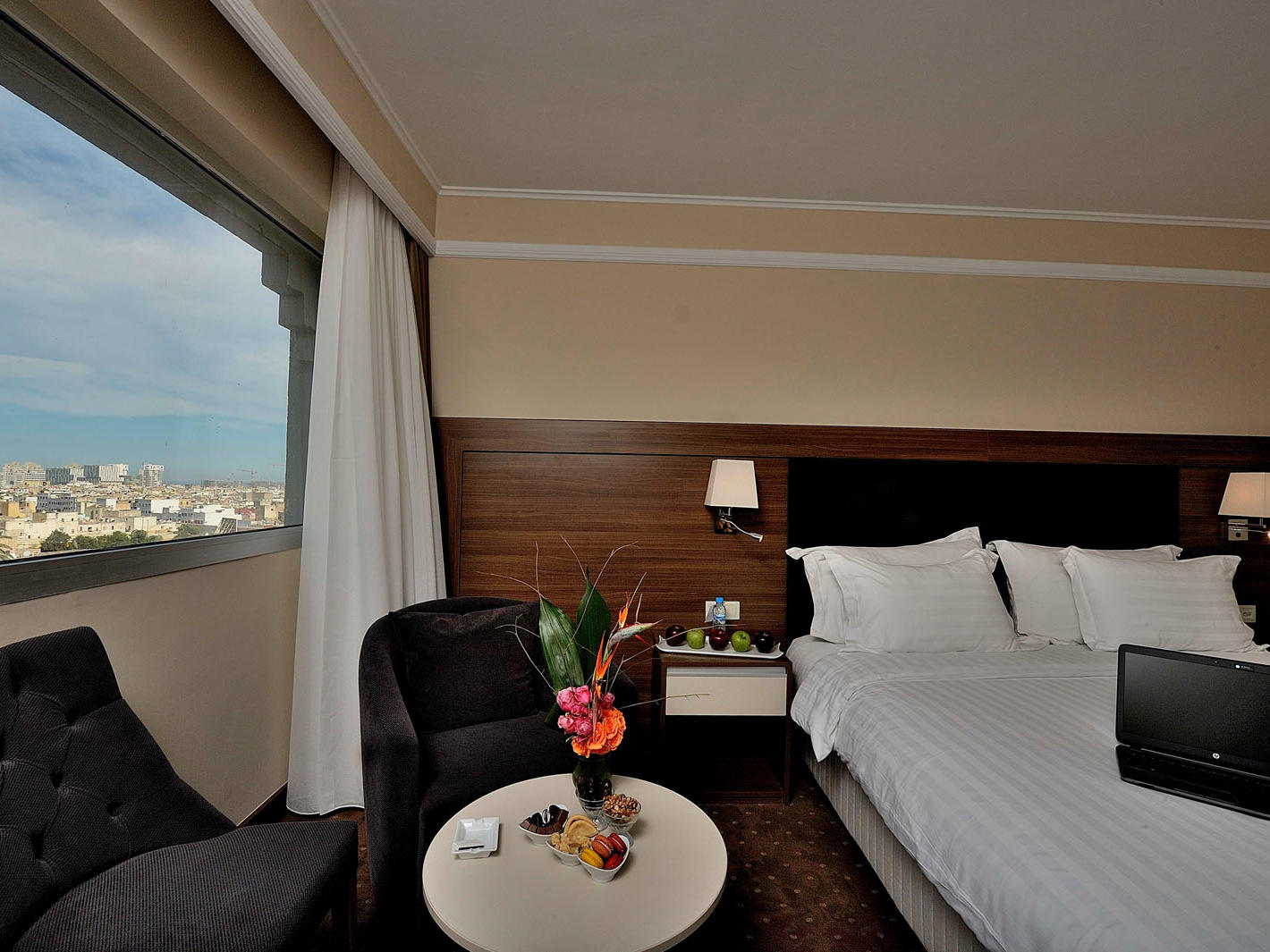 Deluxe room at Kenzi Hotels Group