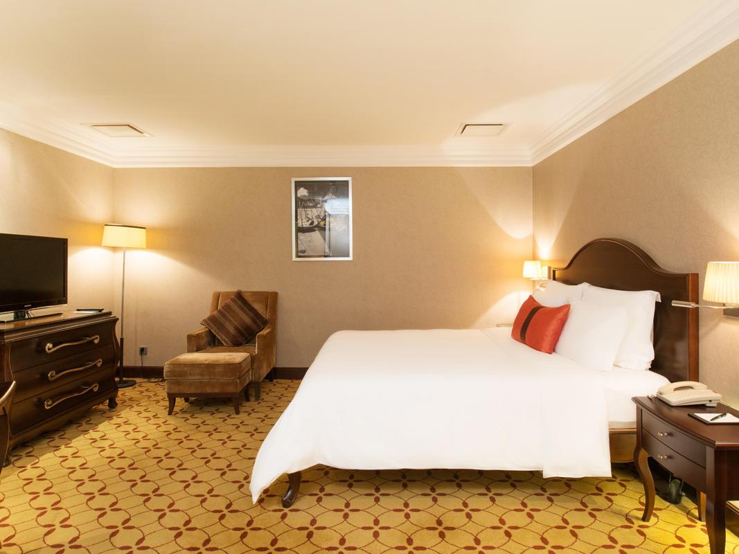 Deluxe Premum - Eastin Hotel
