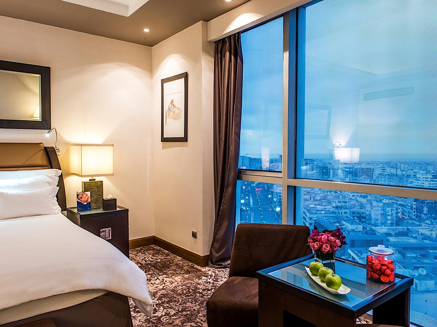 Deluxe Sky Room at Kenzi Hotels Group