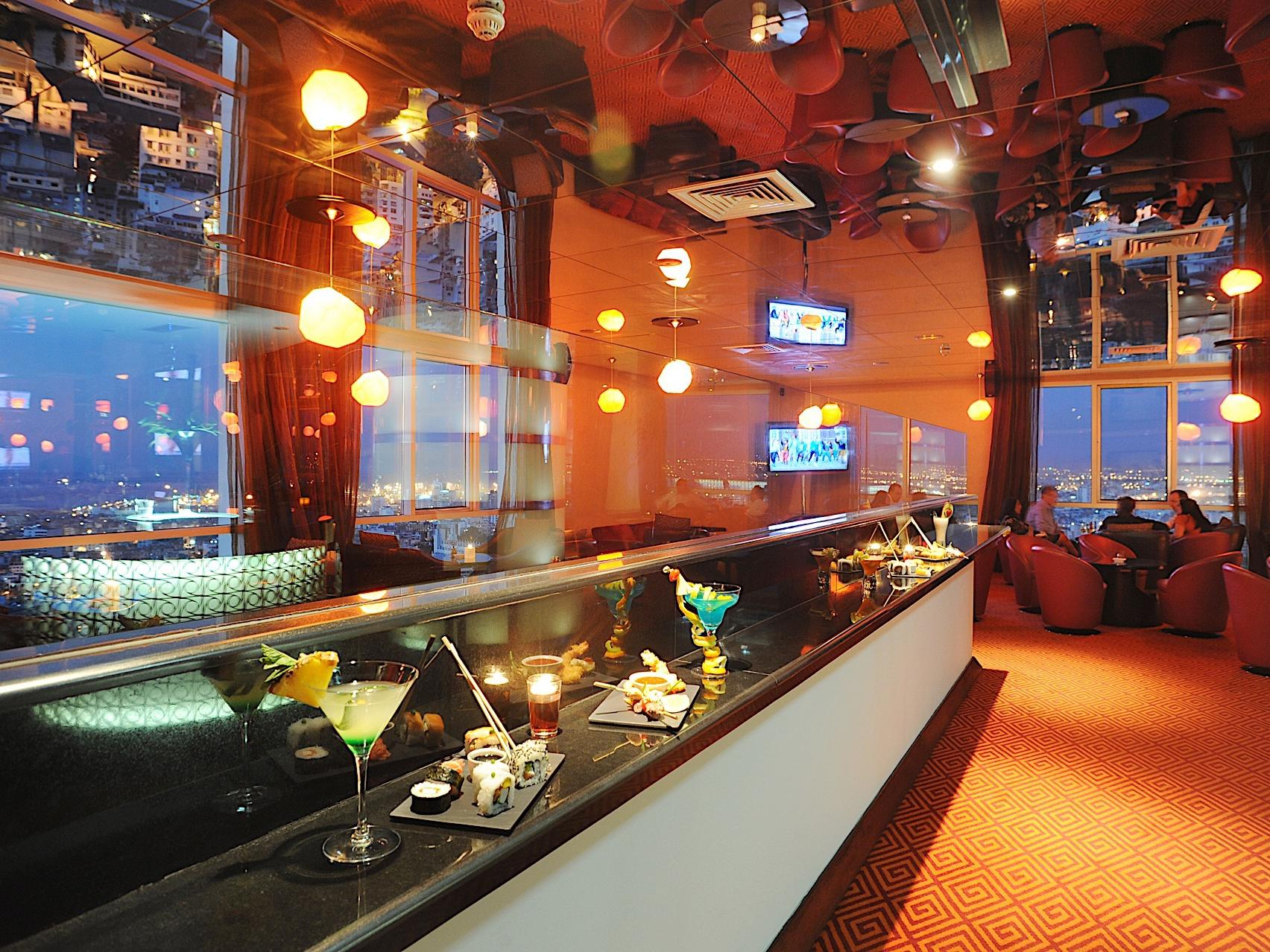 Sky 28 Bar at Kenzi Hotels Group
