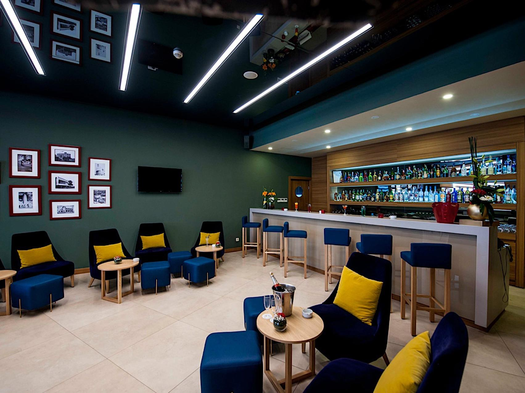 Bar at Kenzi Hotels Group