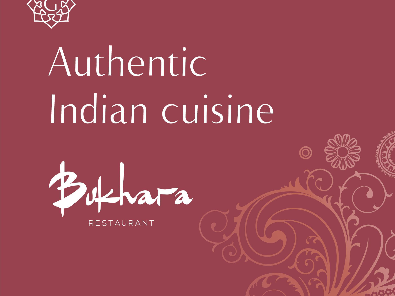 Bhukara Restaurant at Grayton Hotel Dubai