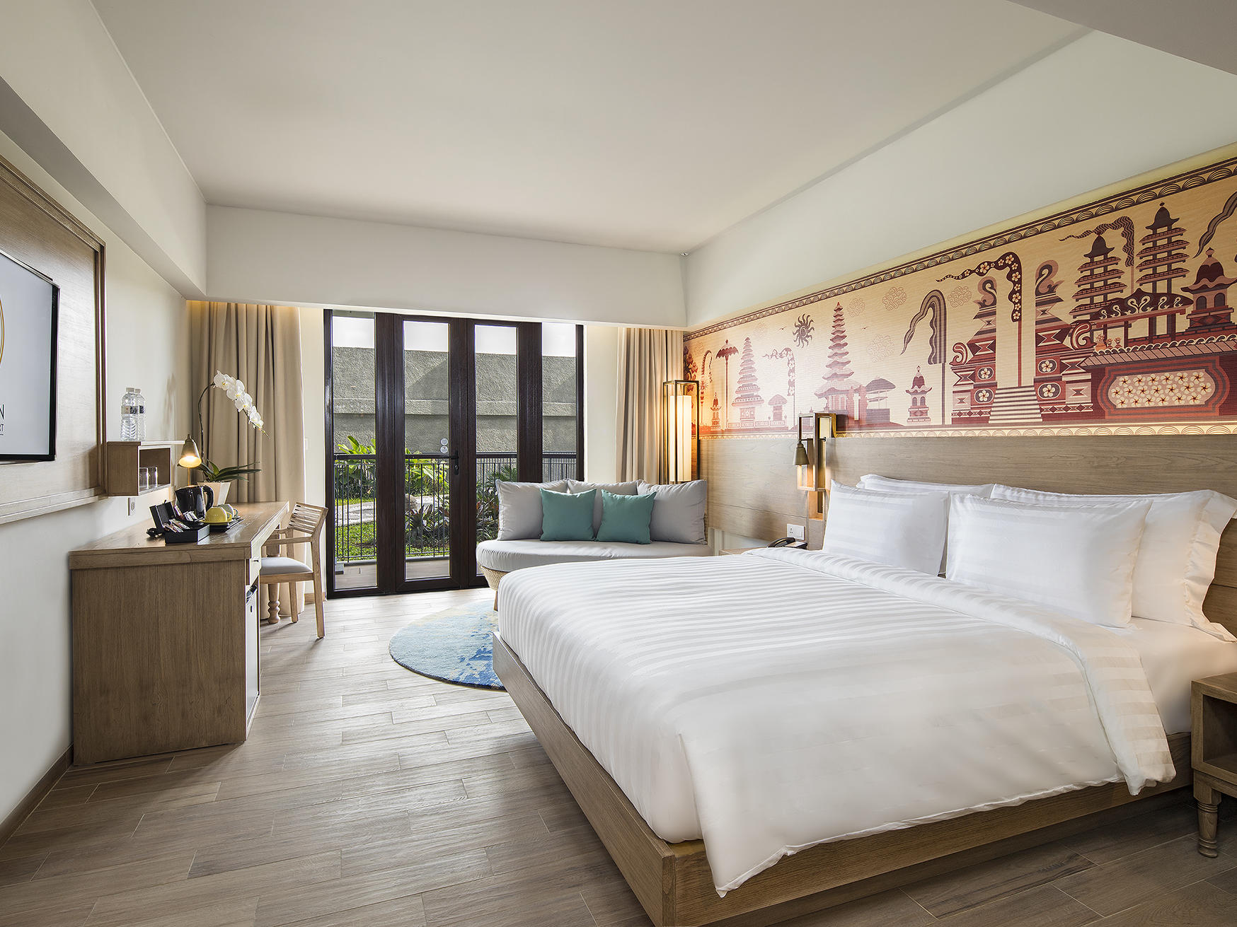 Eastin Ashta Resort Canggu Superior Room