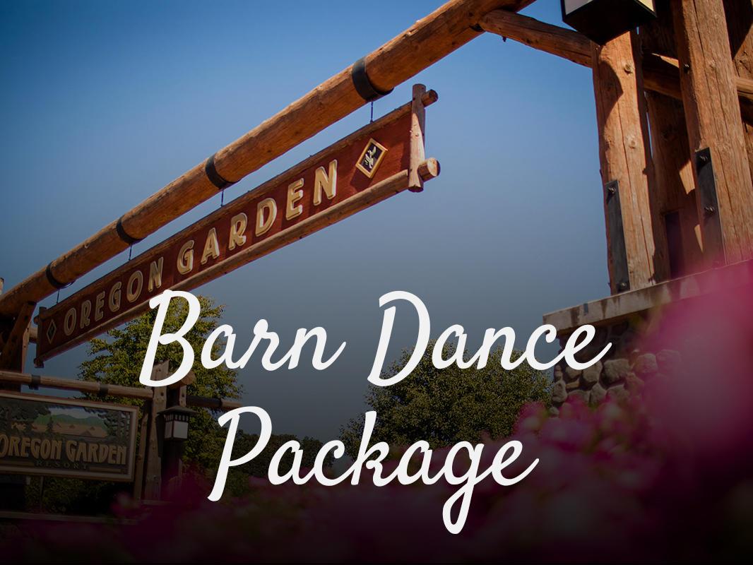 Barn Dance Package