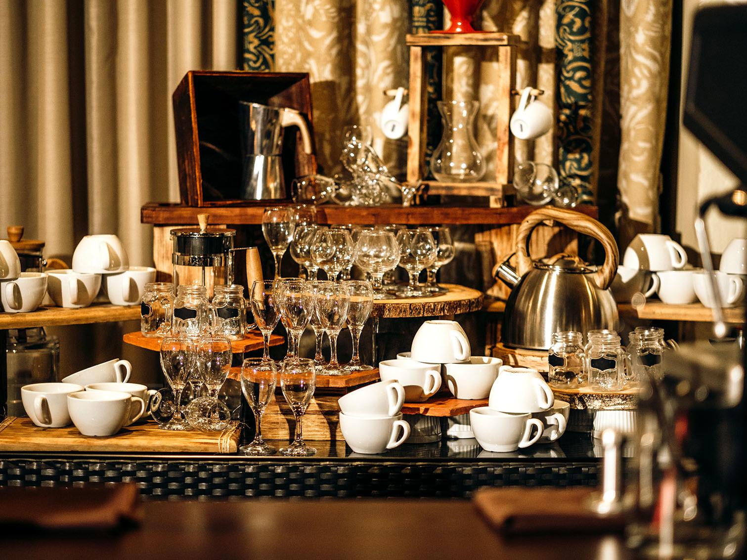 coffee station hotel el convento