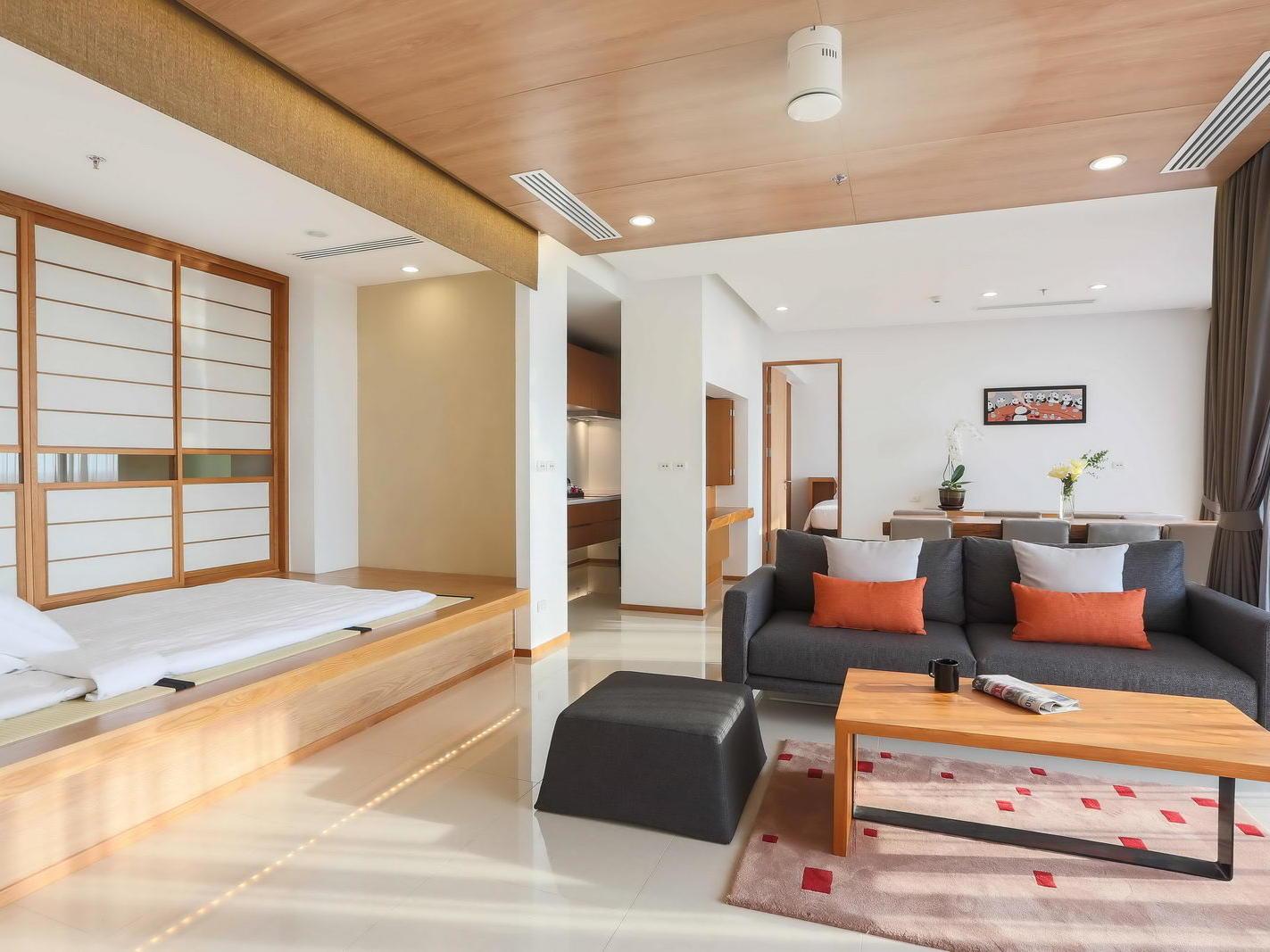 Living Room - Eastin Hotel