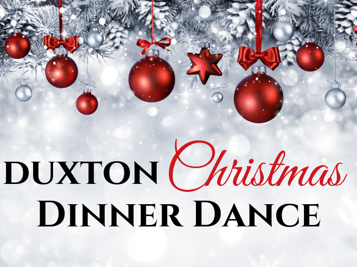 Christmas Dinner Dance at Duxton Hotel Perth