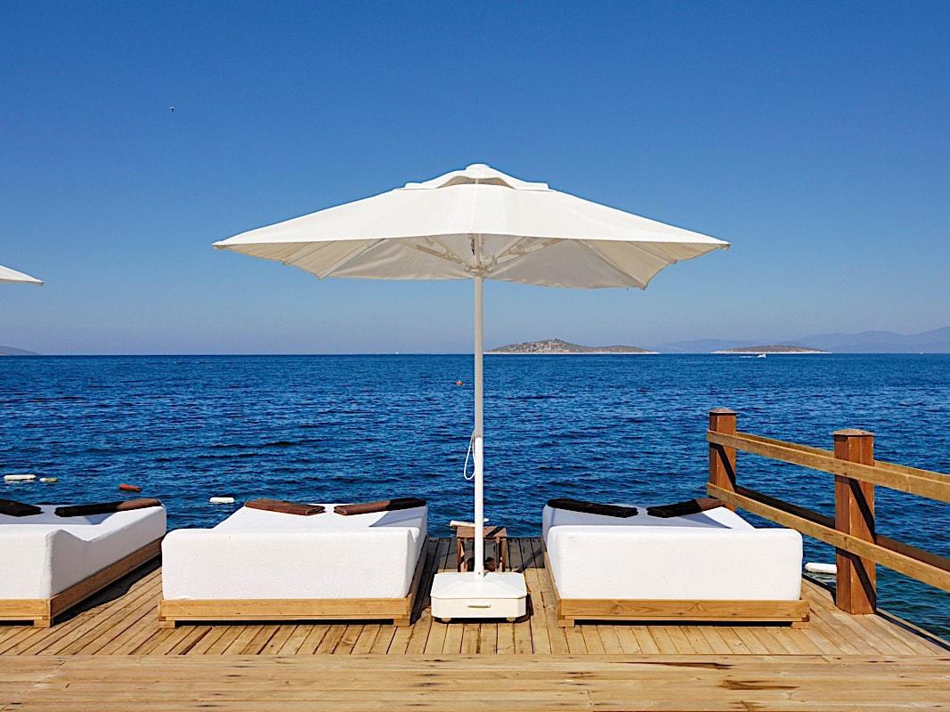 Honeymoon Package at Sarpedor Boutique Beach Hotel in Bodrum, Turkey