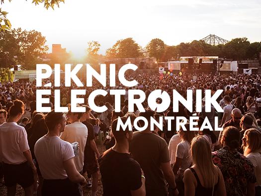 Piknic Electronik Montreal