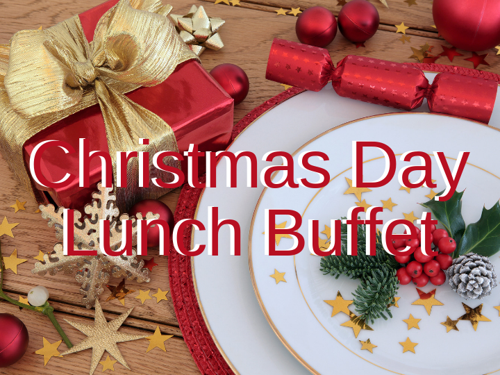 Christmas Day Lunch Buffet at Duxton Hotel Perth