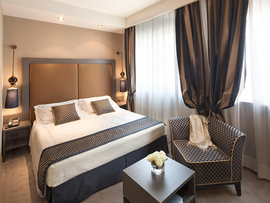 Best Online Rate at Grand Visconti Palace in Milan