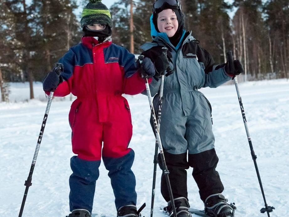 Snow sports -Cross county ski-X3