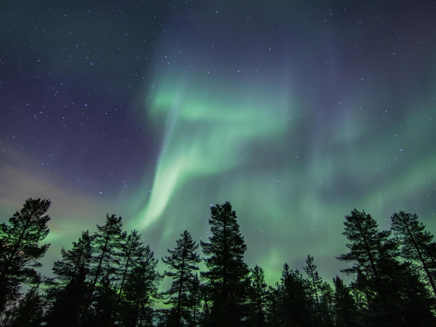 2 Night Package at Northern Lights Village in Saariselkä, Lapland