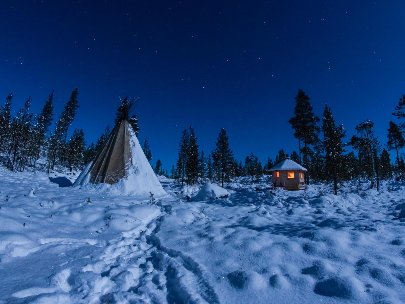 3 Night Package at Northern Lights Village in Saariselkä, Lapland