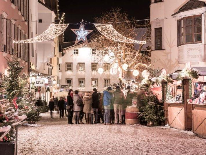 Advent Package at Tiefenbrunner Hotel in Kitzbühel, Austria