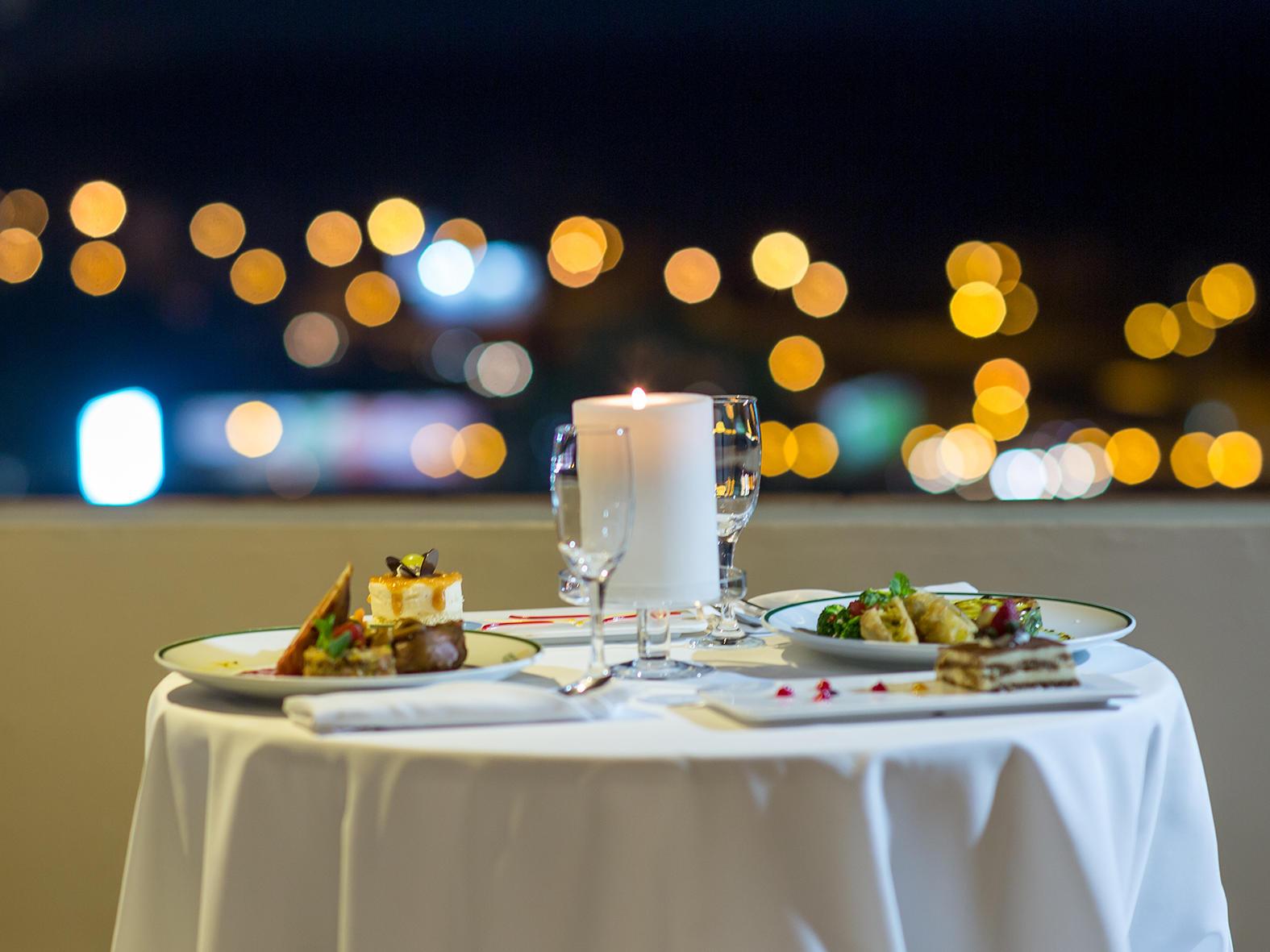 Cena de terrazo