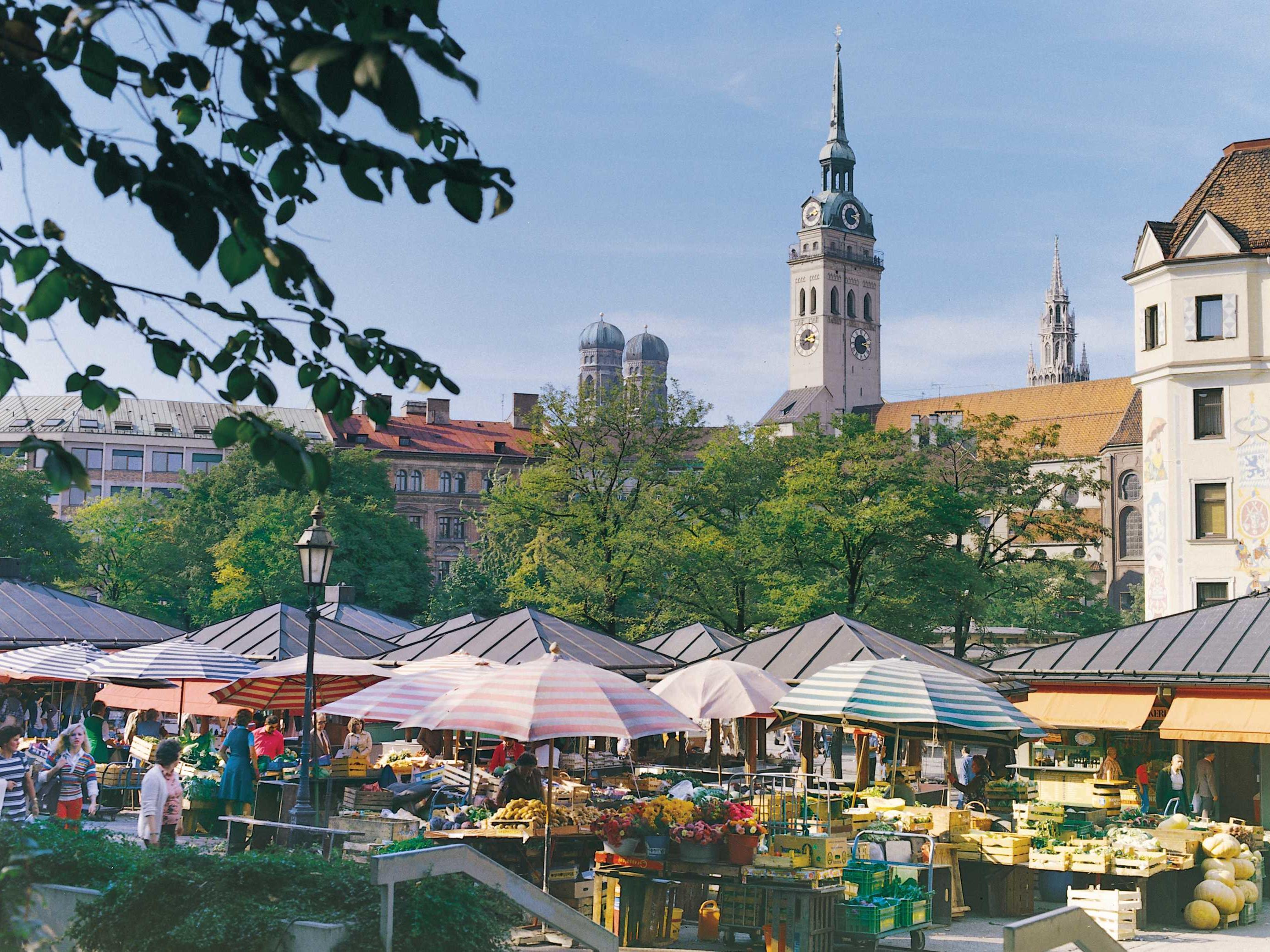Summer in Munich