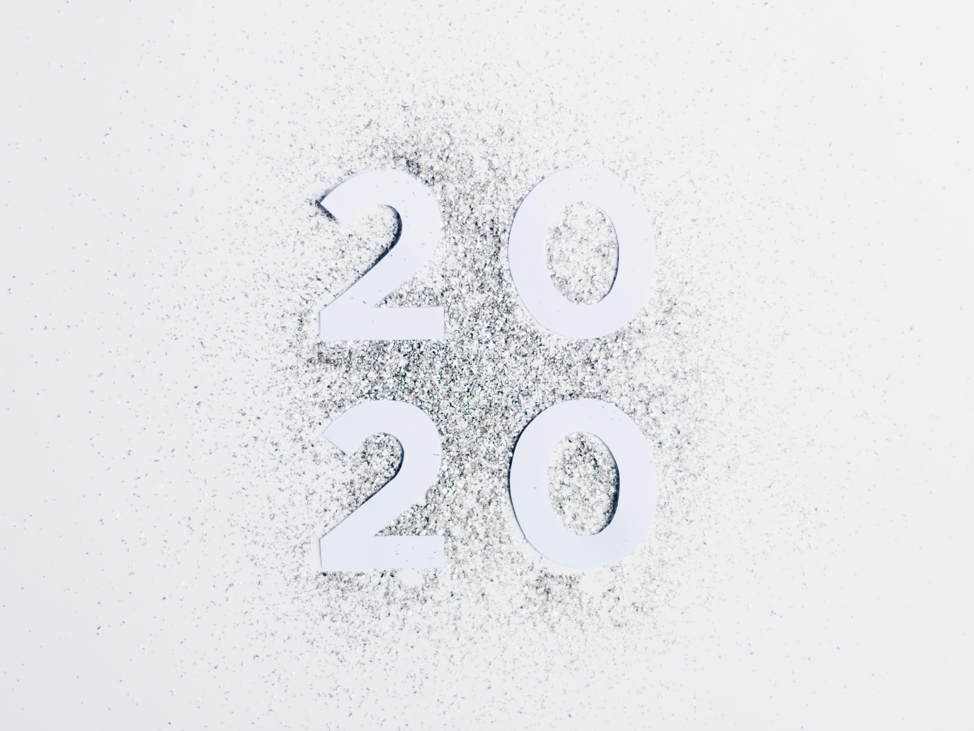 illustration of 2020 numbers